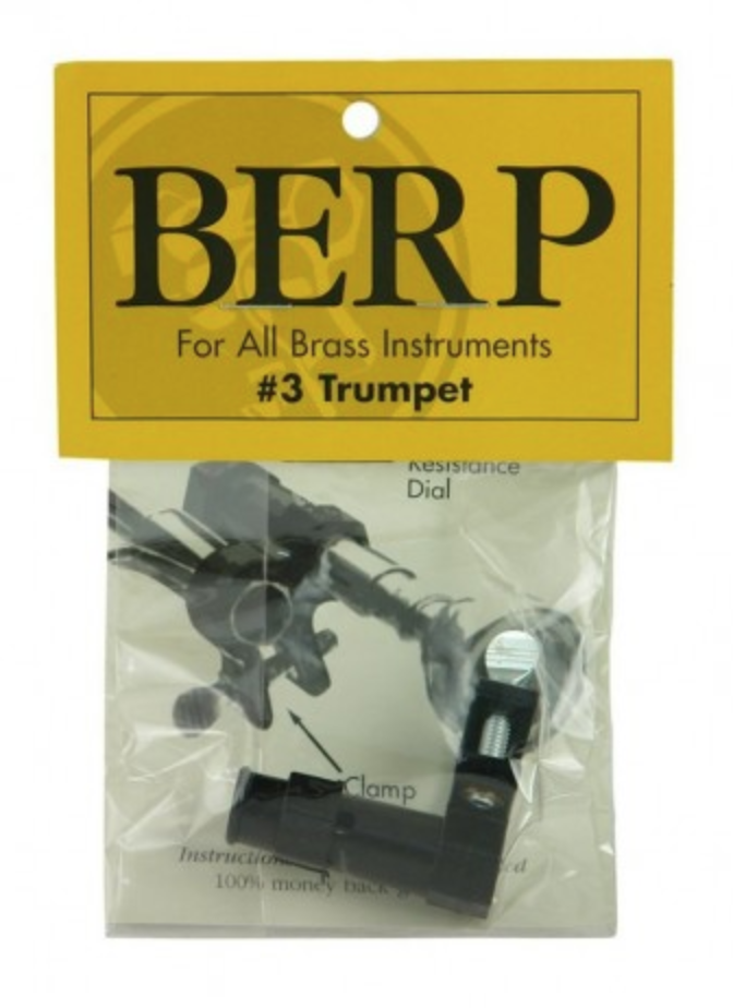 BERP Buzz Extension Resistance Piece for Trumpet