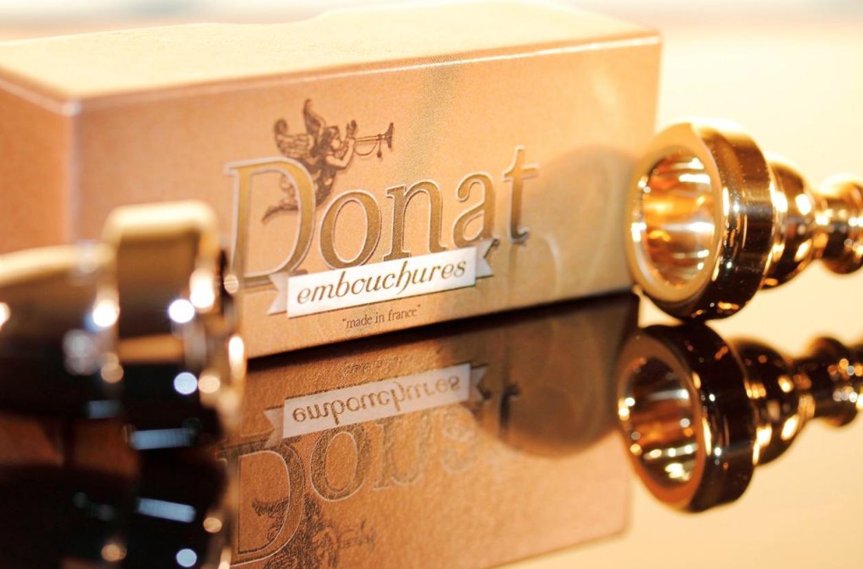 Donat - Cornet Mouthpieces