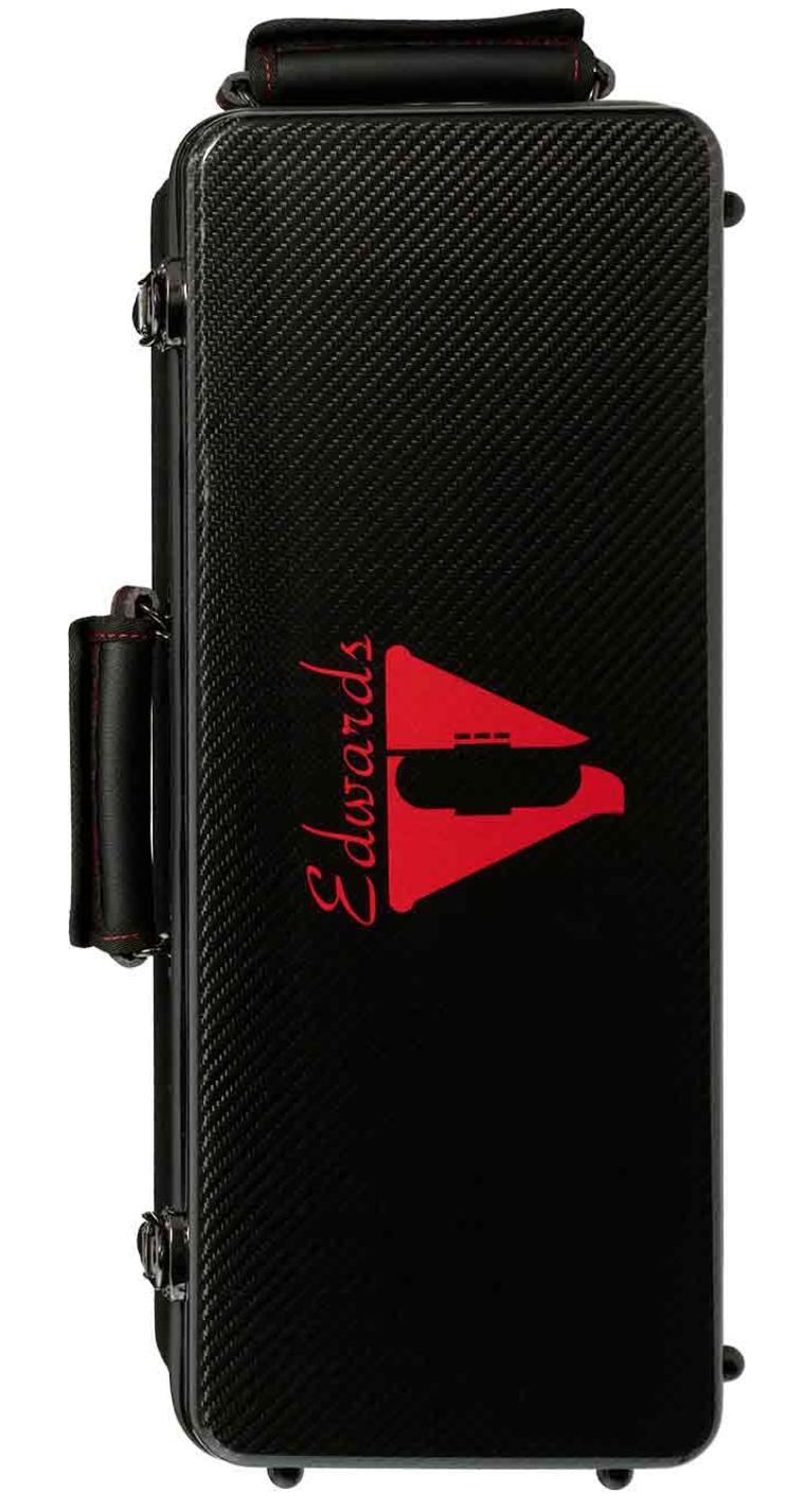 Edwards - 3K Carbon Fiber 2X Trumpet Case