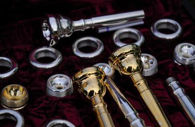 Breslmair Trumpet Mouthpiece - Full Piece