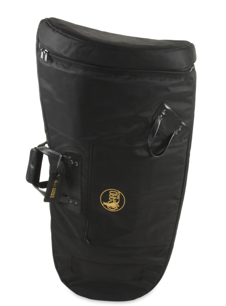 64-MSK GARD - Tuba Gig Bag (Bell up to 20 in. height up to 41 in.) Synthetic with Leather Trim