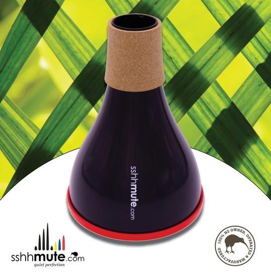 Sshhmute Practice Mute - Tenor Trombone