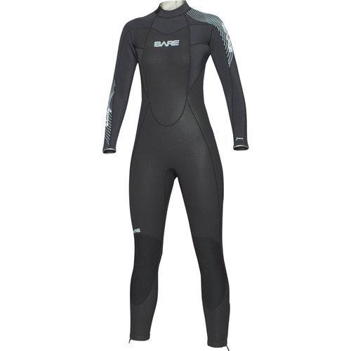 BARE Women's 3mm Velocity Full Wetsuit
