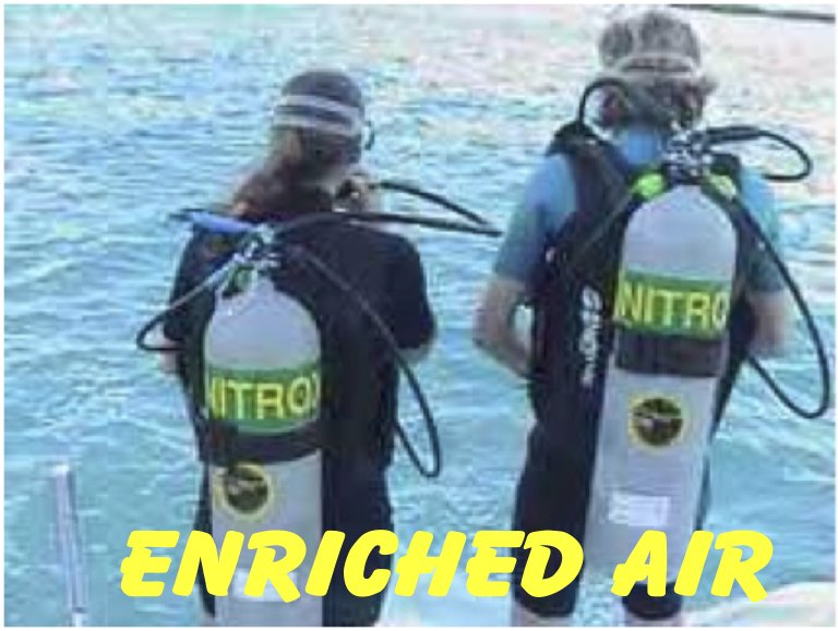 Enriched Air Nitrox Certification Course