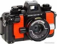 Nikon Nikonos-V Underwater Camera