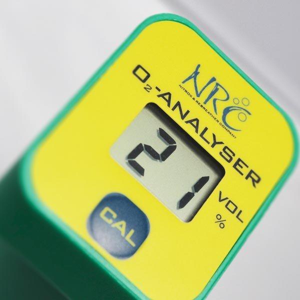 Analyser - NRC Pick O2