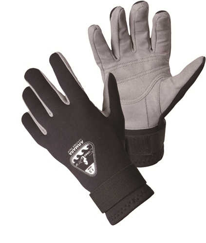 Scuba Max Amara Leather Palm Glove