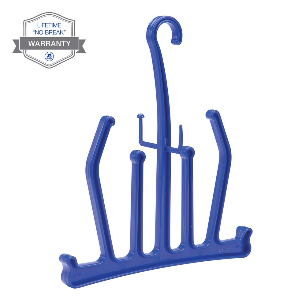 XS Scuba Accessories Hanger