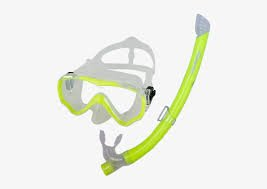 Scuba Max Kids Mask Snorkel Set