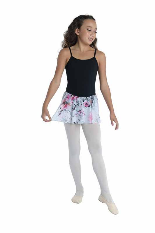 Floral Circle Skirt Child
