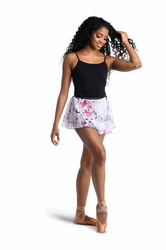 Floral Wrap Skirt Adult