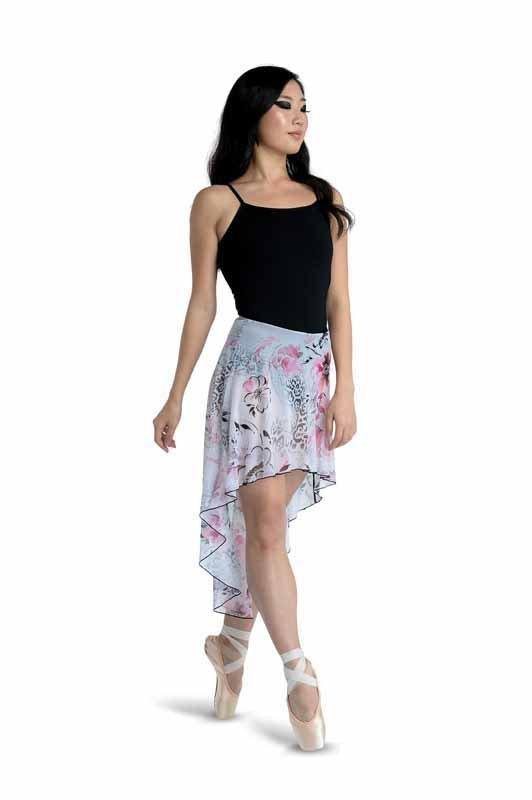 Long Hi-Low Skirt Adult