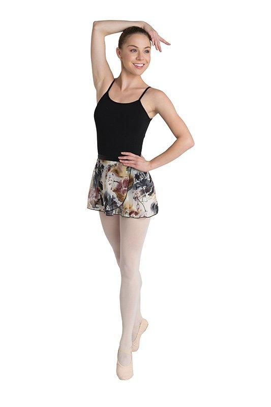 Wrap Skirt Earthtone