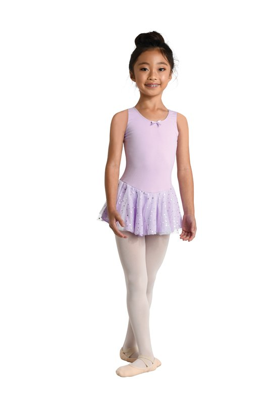 Glitter Tank Dress Child