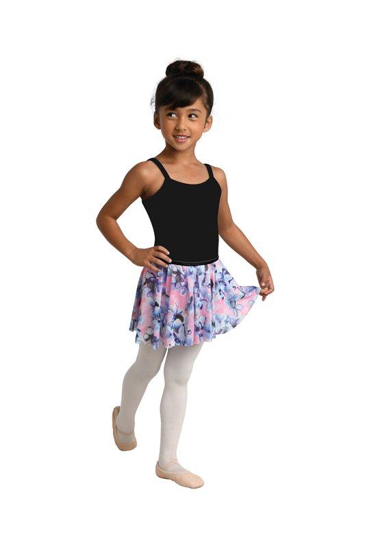 Hydrangea Circle Skirt Child