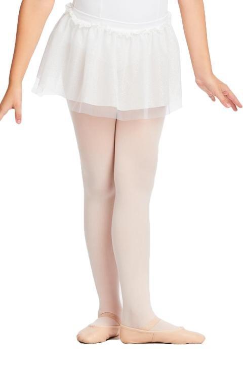 Sparkle Ruffle Pull-On Skirt 11351C