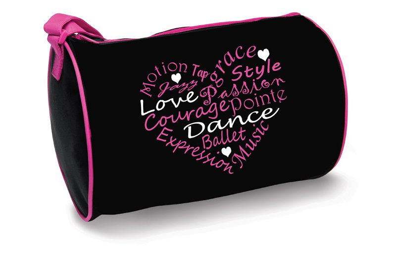 Dance Words = Heart Duffel