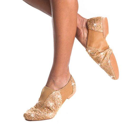 Encora Sequin Jazz Shoe Adult GS5