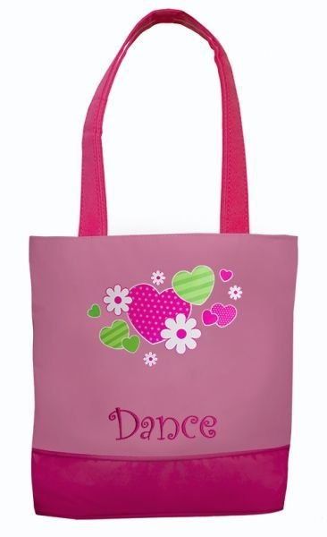 Hearts & Flowers Tote