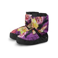 Warm Up Bootie Floral Print IM009FP