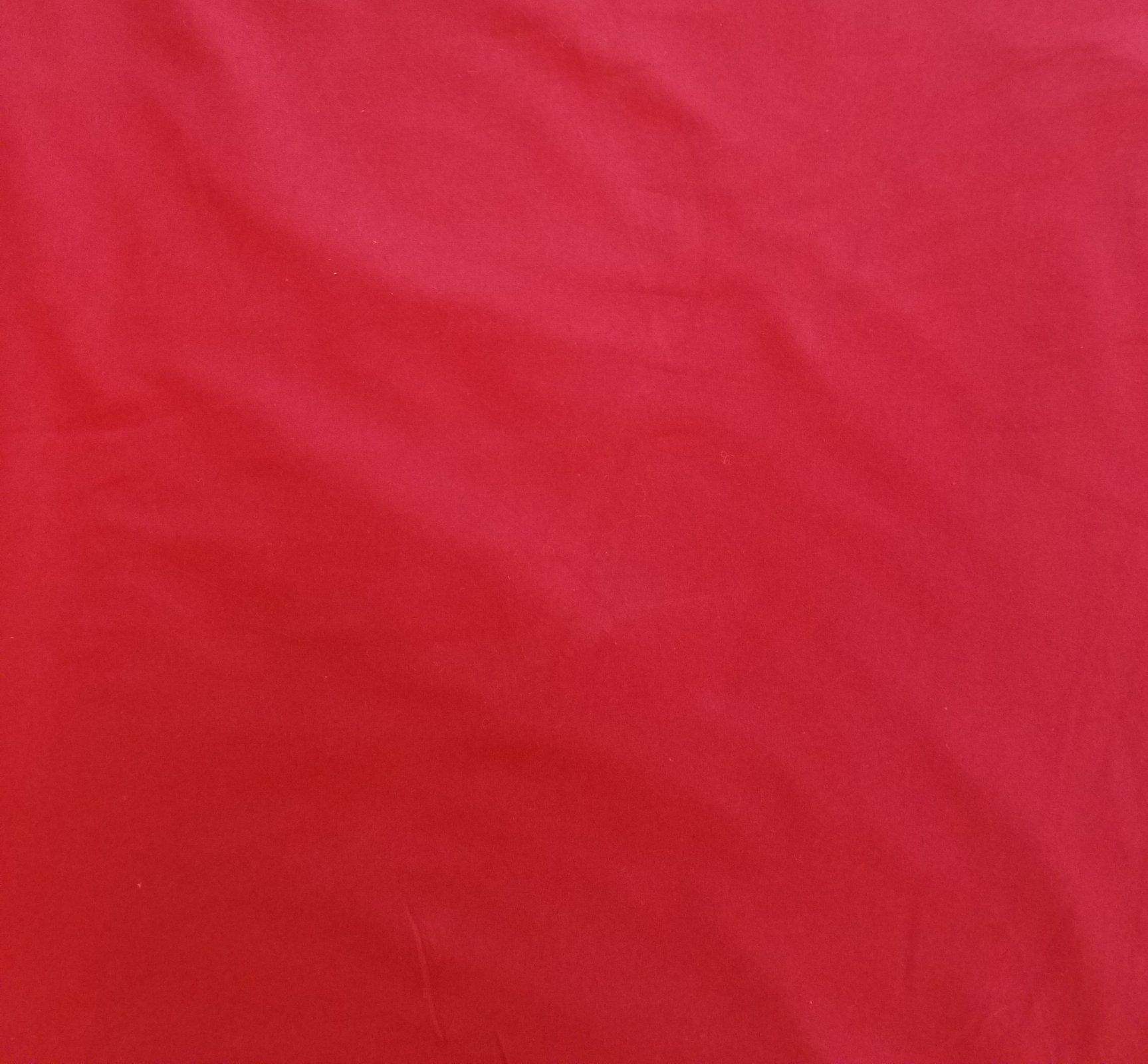 True Red - Cotton/Spandex Knit