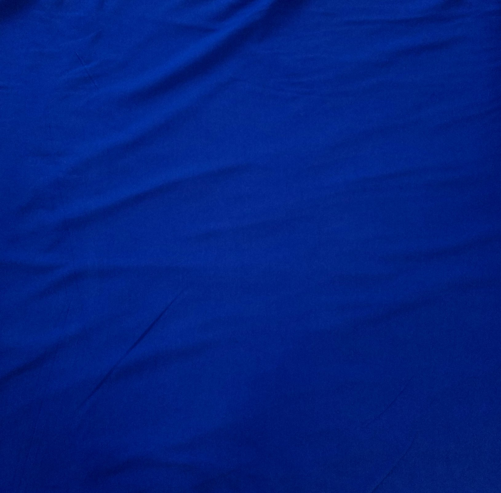 Jazz Blue Cotton/Spandex Knit