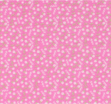 Kid's Time - Pink Floral