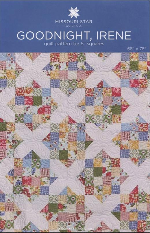 Goodnight Irene Quilt Pattern