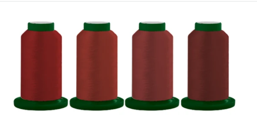 Ravishing Reds - Thread Quartet