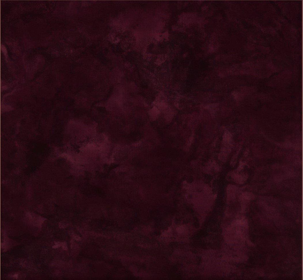 Maroon - Tie-Dye Batik