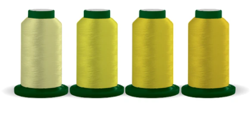 Useful Yellows - Thread Quartet
