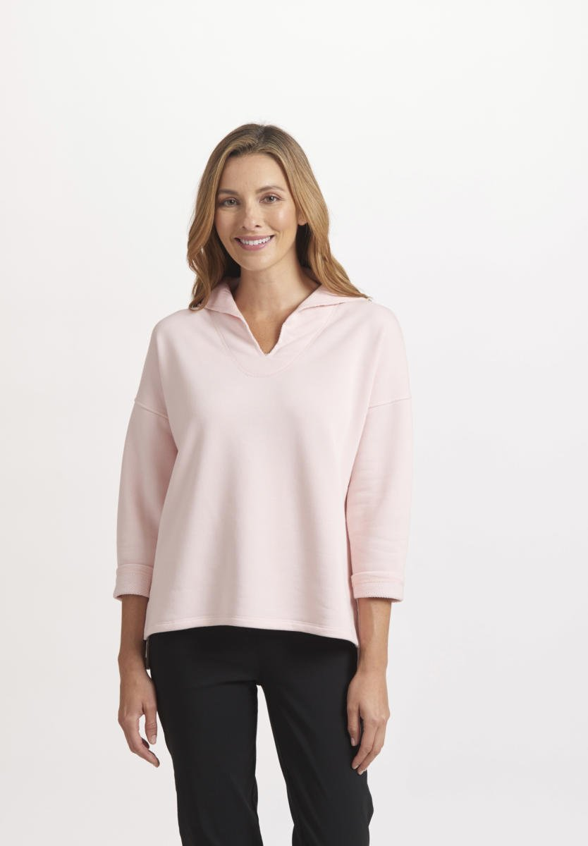 Easy Pullover Top
