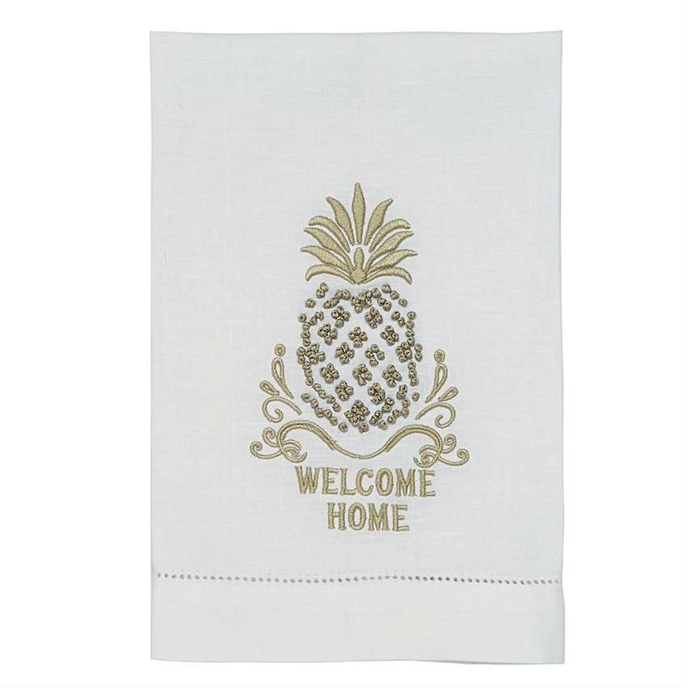 Pineapple Welcome Home Towel