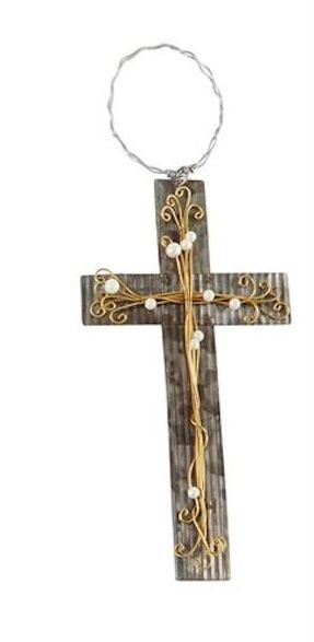 Decor Cross Ornaments