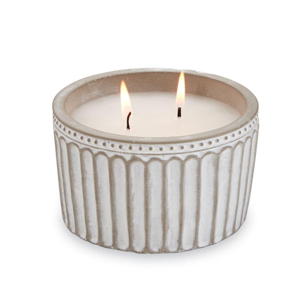 Concrete Citronella Candle