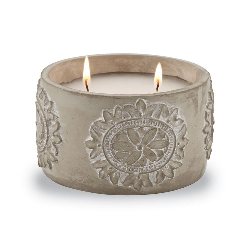 Citronella Flower Candle