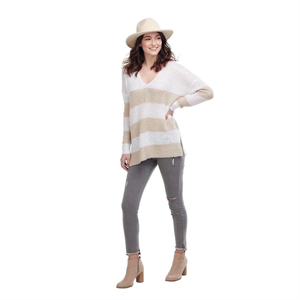 Casper Stripe Sweater
