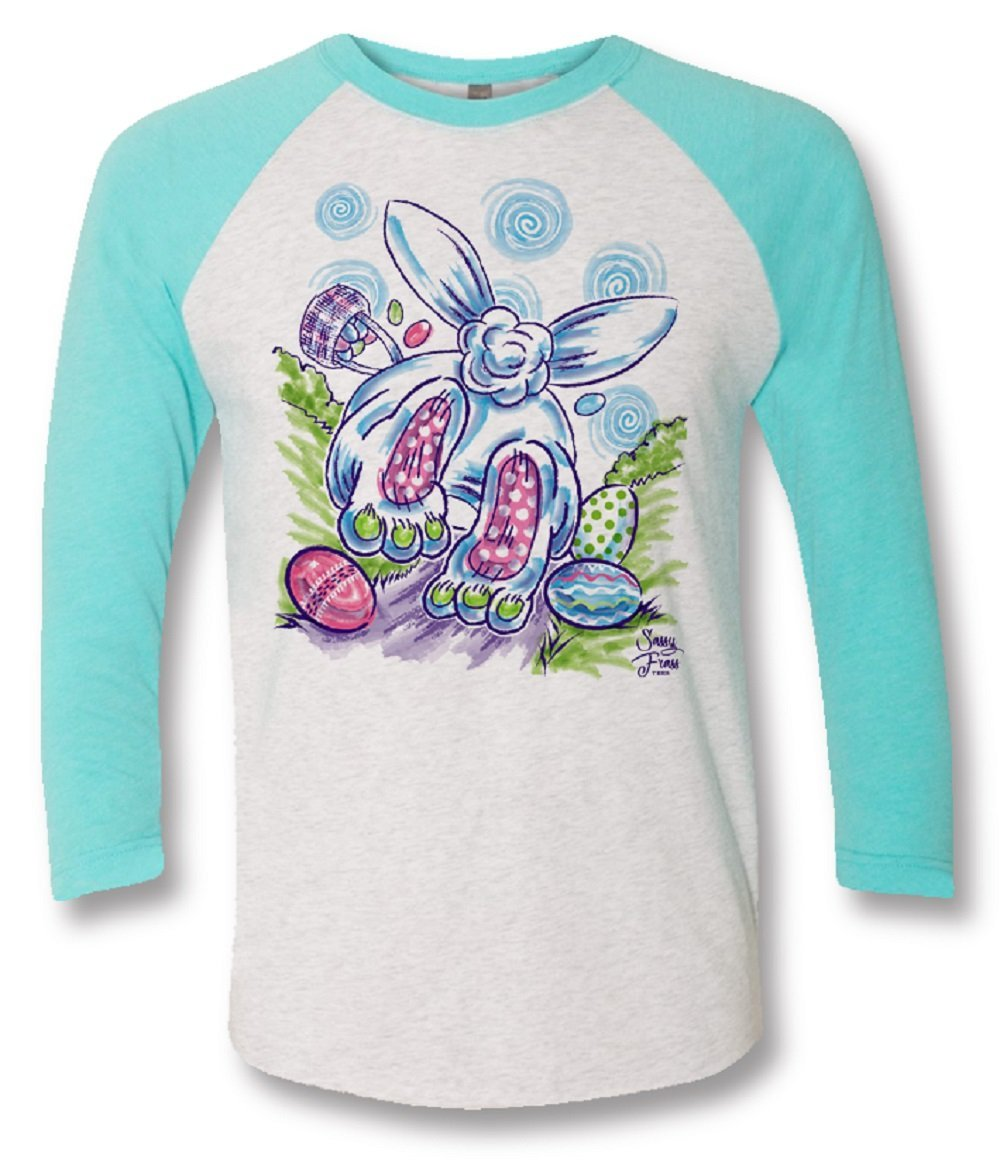 Cotton Tail Baseball Tee