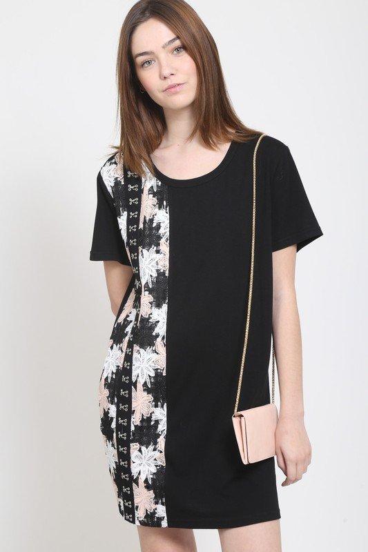 Black Dress w Lace