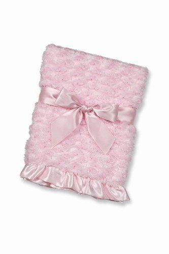 Swirly Blankie Pink