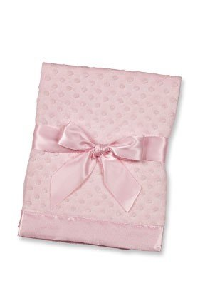 Pink Dot Blankie Small