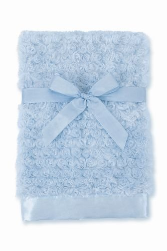 Swirly Blanket Blue