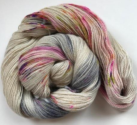 Dream in Color BFL Cash Silk