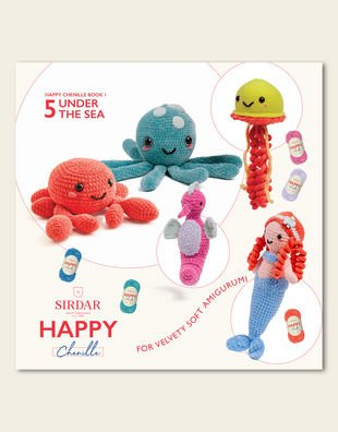 Happy Chenille Booklet