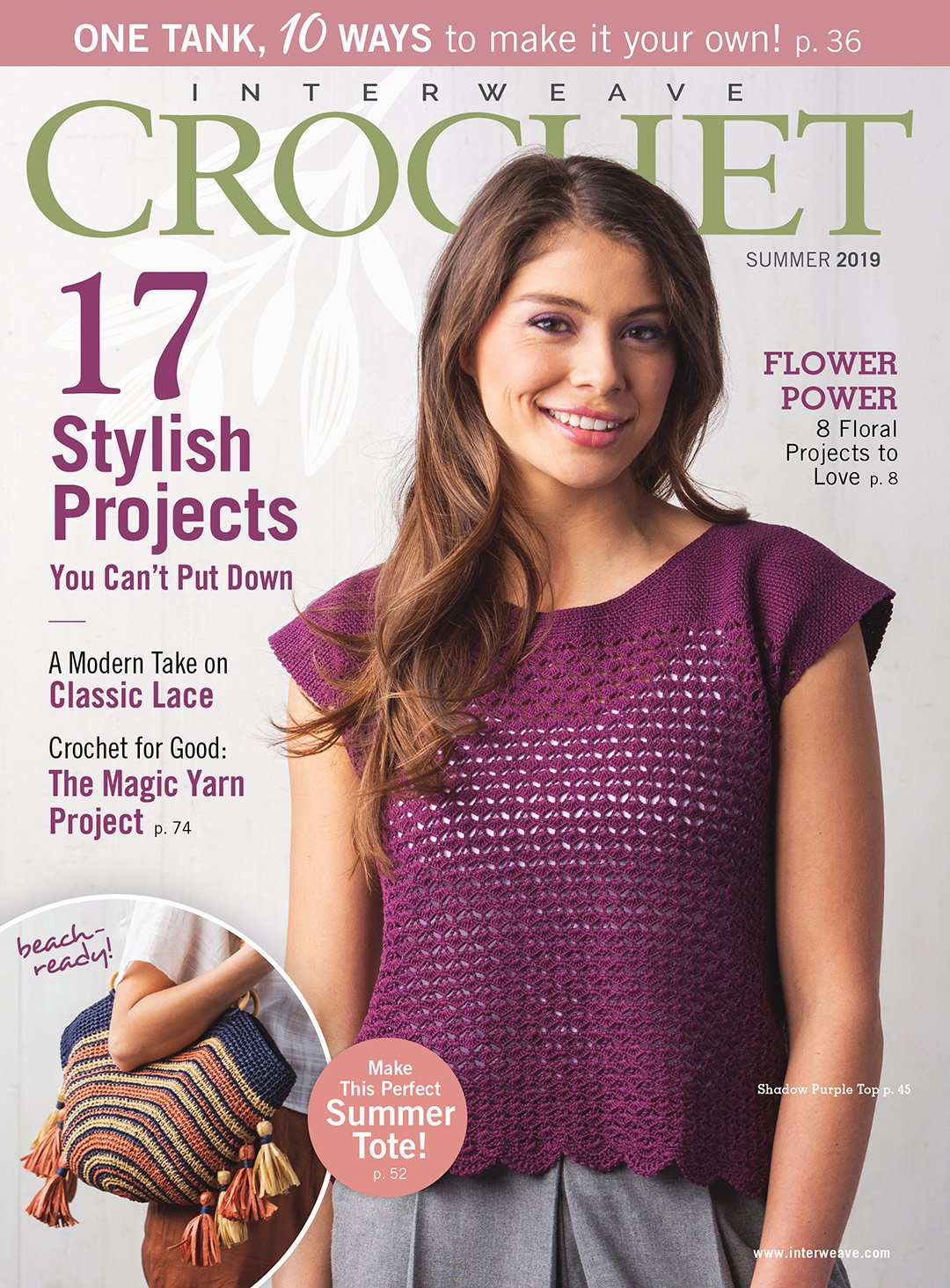 Interweave Crochet Summer