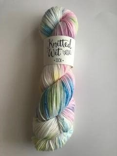 Knitted Wit Sock