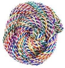 Pinwheel Silk