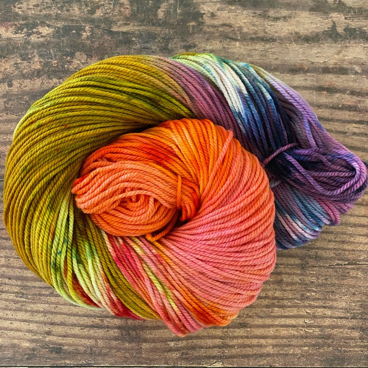 ShannaJean December Yarn Targhee Worsted