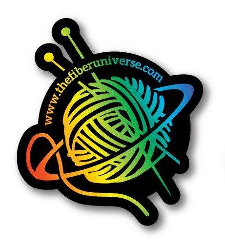 Fiber Universe Stickers