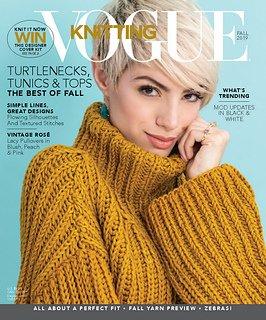 Vogue Knitting Fall